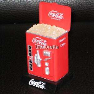 Coca Cola Mini Vending Machine Music Box Ornaments