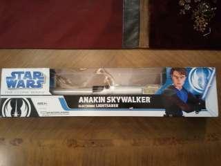 Star Wars Electronic Lightsaber   ANAKIN SKYWALKER
