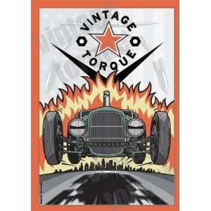 Vintage Torque 3 Traditional Cars & Art (DVD) Everything