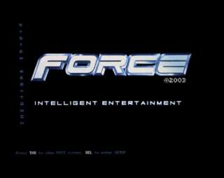 EVO Force 2007 Bar Top Game in Excellent Condition (Upgraded)