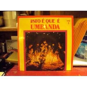 Umbanda [Brazil Voodoo] Various Brazilian ceremonial Umbanda