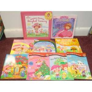 Set of ~ STRAWBERRY SHORTCAKE ~ Children Books Everything