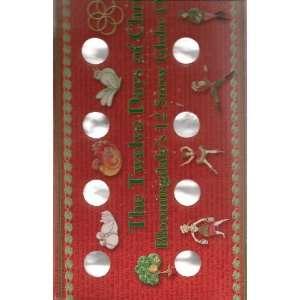 TWELVE DAYS OF CHRISTMAS 12 Snow Globes