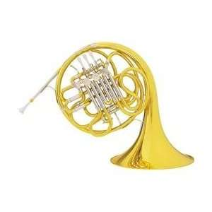 6DSP C.G. Conn Double Horn Outfit: Musical Instruments