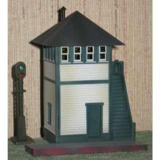 Bachmann Thomas Scenery Mini Switch Tower Model 022899452371