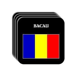 Romania   BACAU Set of 4 Mini Mousepad Coasters