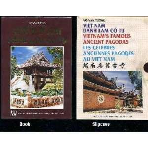 Danh Lam Co Tu / Vietnams Famous Ancient Pagodas Vo Van Tuong Books