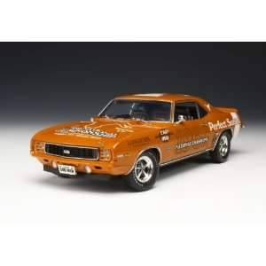 Highway 61 Texas Longhorns Football Chevy Camaro Diecast 1
