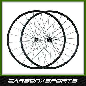 Carbon Fiber Road Racing Bike Tubular Wheels Wheelset 700c/20mm/Pair