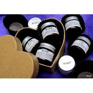 com BARE for Your Beau Assorted Beauty Balms Health & Personal Care