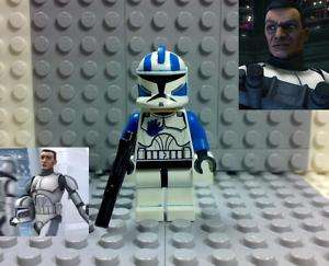Lego Star Wars Clone Trooper Echo Season 3 Ver. Custom