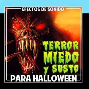 Miedo y Susto Para Halloween Sounds Effects Wav Files Studio Music