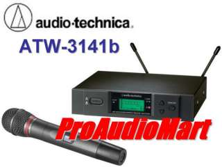 Audio Technica ATW 3141b Wireless Microphone system NEW $30 Rebate
