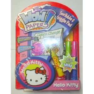 Sanrio Hello Kitty Scribble and Giggle Pad Toys & Games