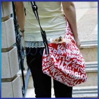 Sling Pet Carrier Cat Dog Tote Single Shoulder Bag S Oxford Travel Bag