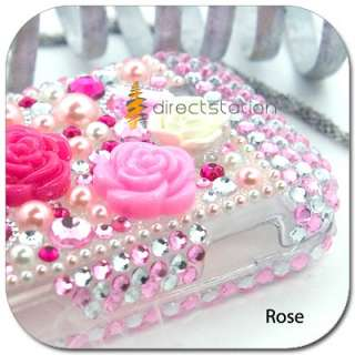 BLING Crystal Gem Hard Skin Case Samsung Transform M920