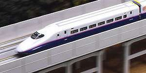 KATO N SHINKANSEN HAYATE JAPAN BULLET TRAIN SET E2