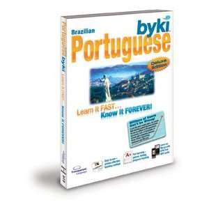 Byki Portuguese (Brazilian) Language Tutor Software & Audio Learning