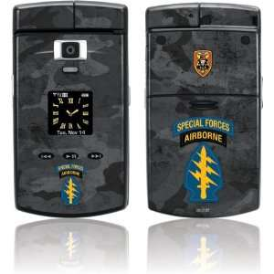 Special Forces Airborne skin for Samsung SCH U740
