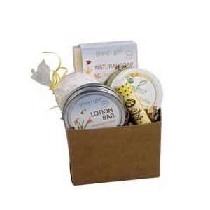 The Lemony Lightness Body Care Gift Set: Beauty