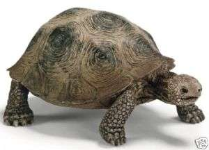 GIANT TORTOISE TURTLE Wild Life SCHLEICH 14601
