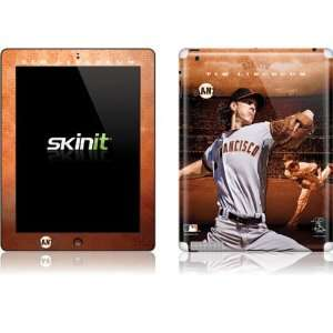 Tim Lincecum   San Francisco Giants skin for Apple iPad 2