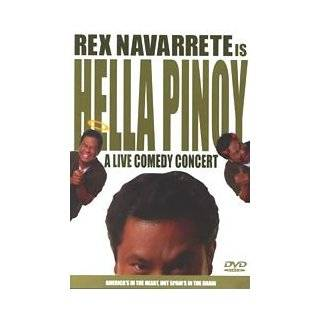 rex navarrete is hella pinoy a live comedy concert format dvd average