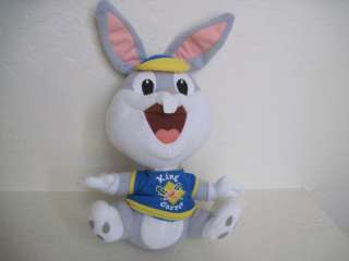 10 Looney Tunes BABY BUGS BUNNY Rabbit Plush Stuffed