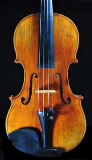 Italian Replica Guarneri 1745 Leduc Violin ~ Golden Age Work~