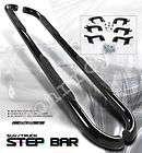 Aries Black Side Step Nerf Bar 02 05 Explorer Sport