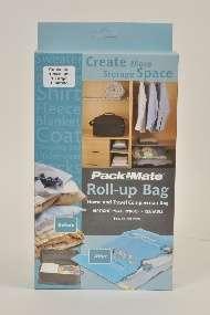 Pack Mate Roll Up Bag   3 Pack Medium, Large, Jumbo, Airtight