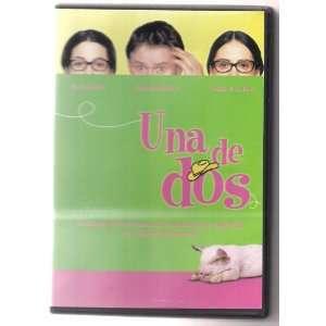 Una de Dos [NTSC/REGION 1 & 4 DVD. Import Latin America] Tiaré Scanda