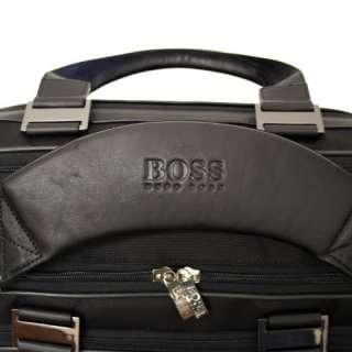 NEW HUGO BOSS BLACK LABEL DESIGNER LAPTOP LAP TOP IPAD CASE BAG SUIT
