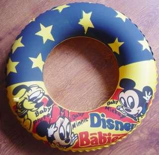 BRAND NEW Kids Disney Mickey Inflatable Swim Ring 28