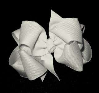 Boutique Hair Bow Girls Big Double Layer Hairbow Pageant Party Baby