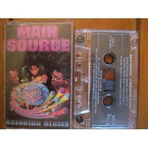 Breaking Atoms: Main Source: Music