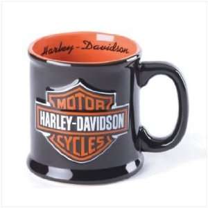 Davidson Motorcycle Bar & Shield 15 Oz. Coffee Mug