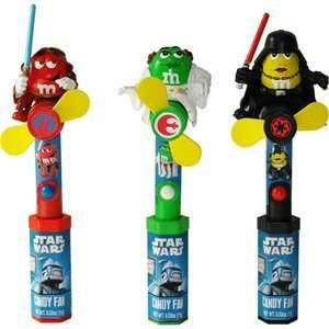 M&M Star Wars Candy Fan