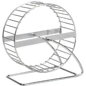 Living World Chrome Plated Hamster Wheel   7 (Quantity of