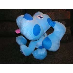 Blues Clues Large Jumbo Plush So Big Barking Blue