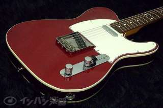 02 04 FENDER JAPAN Custom TELECASTER TL62B 75TX/CAR BOUND BODY MIJ