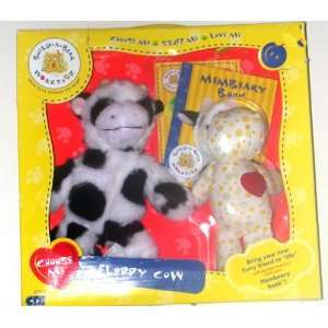 Build A Bear Workshop Floppy Cow Toys & Games