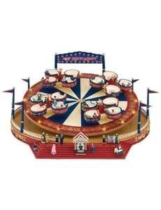 Worlds Fair Roundabout Plays 30 Songs,Double Motion Teacups+Platform