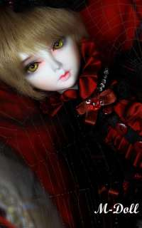 Jeremy human style Manual Doll 1/4 boy SUPER DOLLFIE MSD bjd