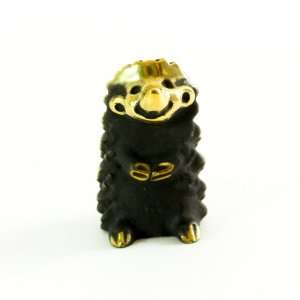 Walter Bosse Brass Hedgehog Figurine