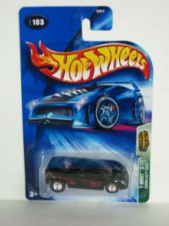 Hot Wheels Treasure Hunt 04 Cadillac Cien