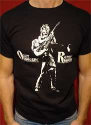 Randy Rhoads t shirt tour Tall & long sleeve & ladies vtg 01