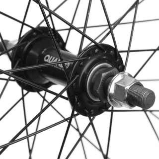 Bmx Bike Wheels/wheelset (Narrow Rims) Green