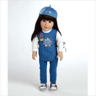 Adora Dolls Play Doll Abigail  Girl Scout Daisy Doll and Costume