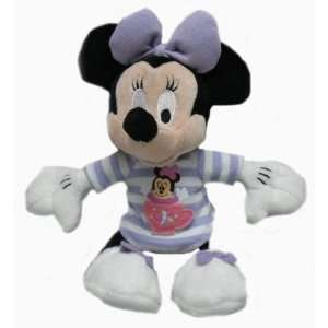Disney Characters 6 Minnie Mouse in Pajamas Plush Toys & Games